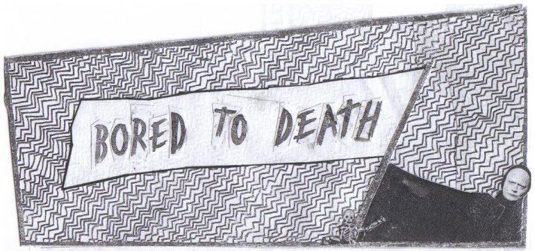 Bored To Death Radio