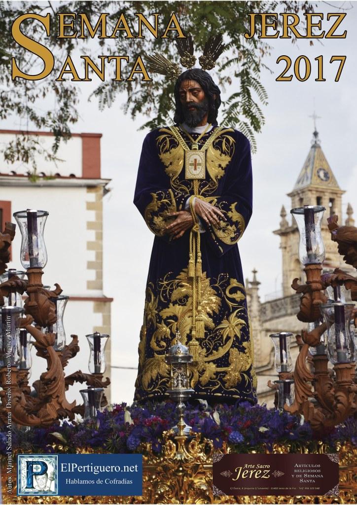 Cartel editado por El Pertiguero y Arte Sacro