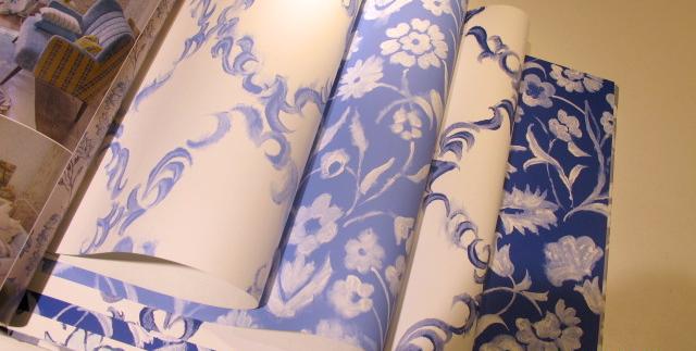 Papeles pintados aribau kasuri y brera wallcoverings 2 - Papeles pintados aribau ...