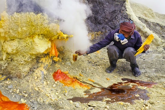 a report on the frasch process of mining sulphur The frasch process is a method to extract sulfur from underground deposits louisiana, but it was beneath quicksand, which prevented mining.