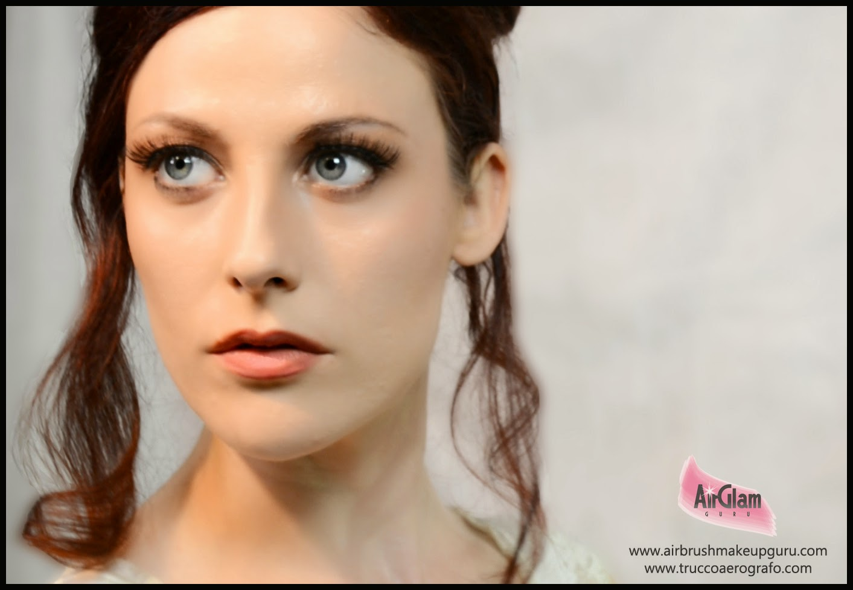 Airbrush Bridal Makeup Reviews : The Airbrush Makeup Guru: Mistair: Full Airbrush Makeup ...