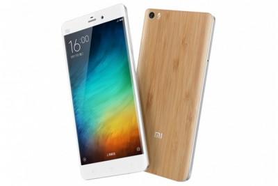 Xiaomi Mi Note Natural Bamboo Edition, Lebih Apik Bercasing Bambu