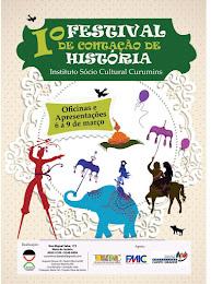 I Festival de Contadores de Histórias - Campo Grande/MS