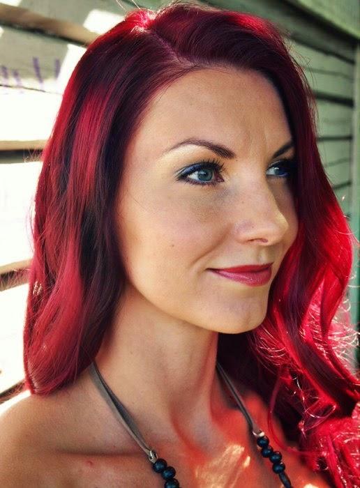 2018 hieronta punaiset hiukset