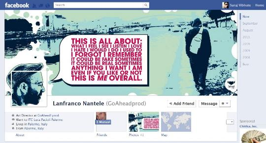 facebook timeline creative profile 16