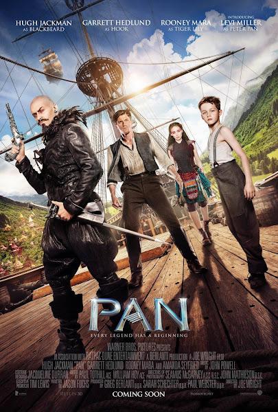 Pan Và Vùng Đất Neverland Pan