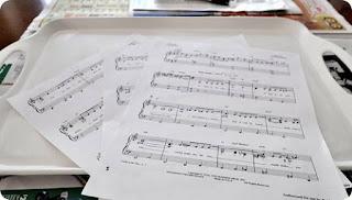 diegosax Bandeja Musical como regalo de San Valentín una colaboración de Reciclatex