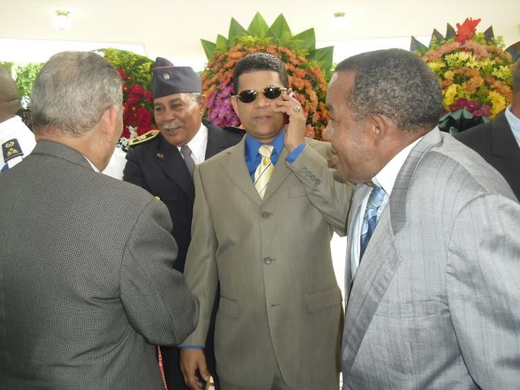 Presidente De La Camara De Comercio, Celebra Día De La Independencia Nacional