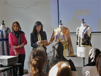 Kaftan Fashion Week 2011 on Marij Rynja On Fashion Culture   Communication  Marokkaanse Couturier