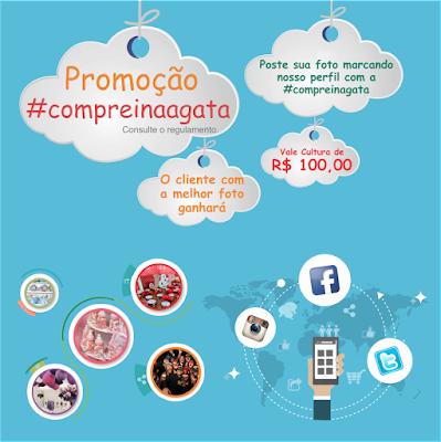 Promoção #compreinagata