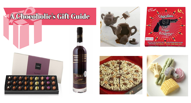 Chocoholic Gift Guide Chocolate Christmas