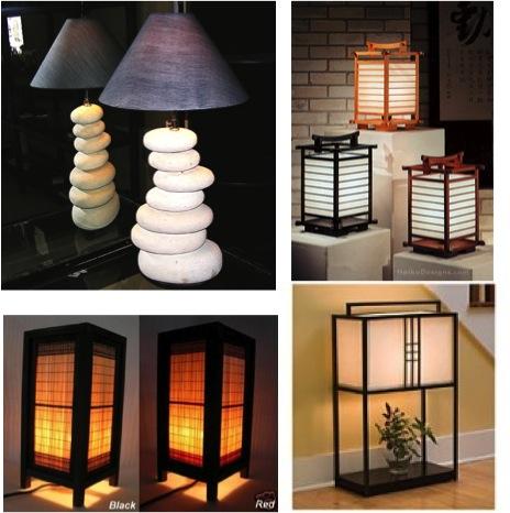 11 eleven decorating zen for Zen lighting fixtures