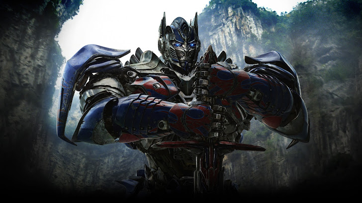 optimus prime transformers age of extinction 4 2014