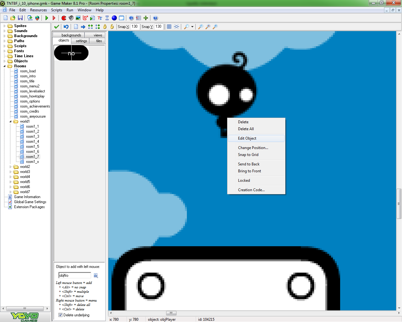 Gamemaker tutorials