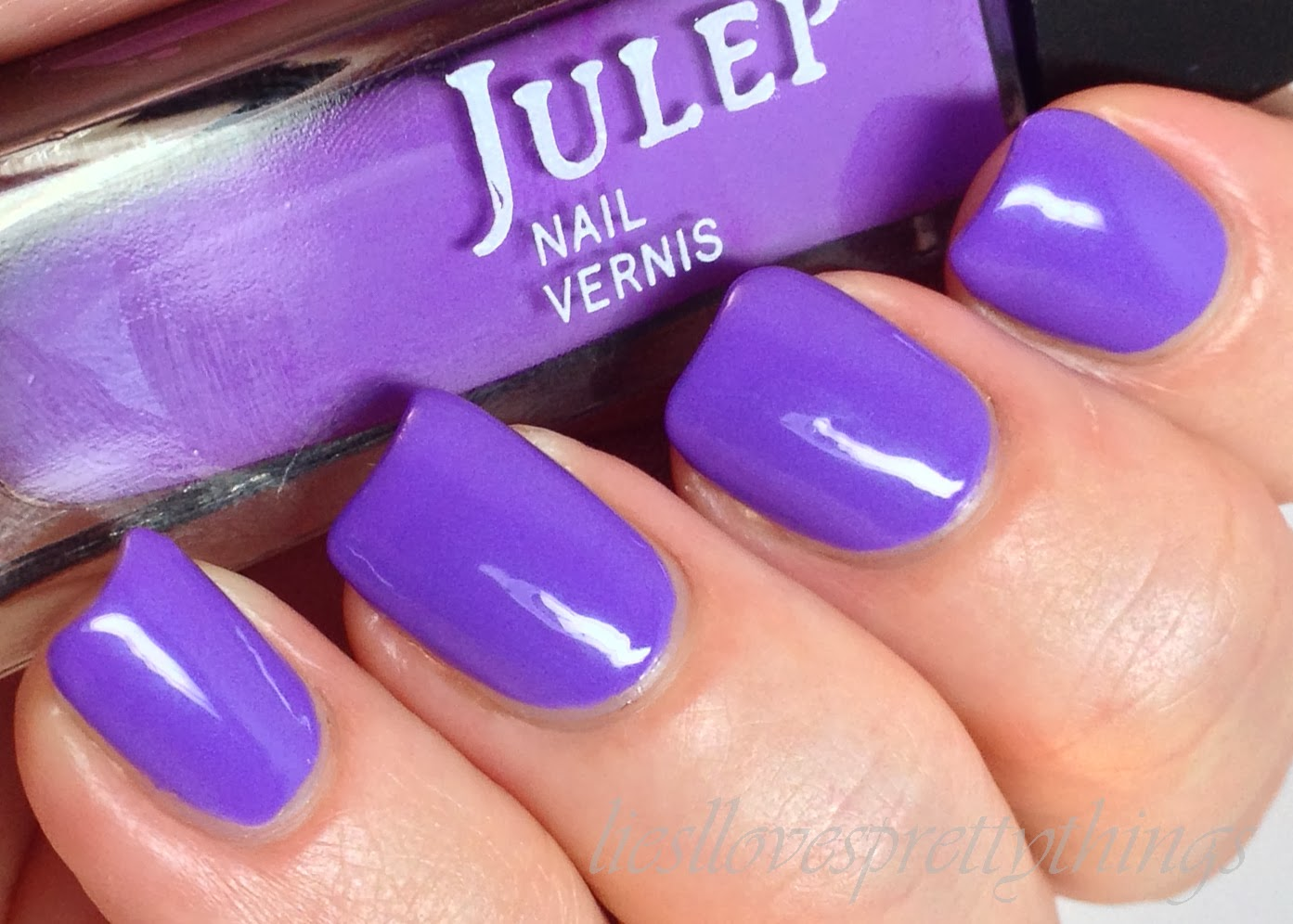 Julep Anne swatch and review