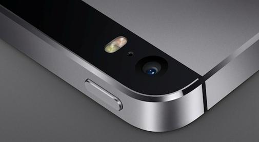 iPhone 5S Cameras