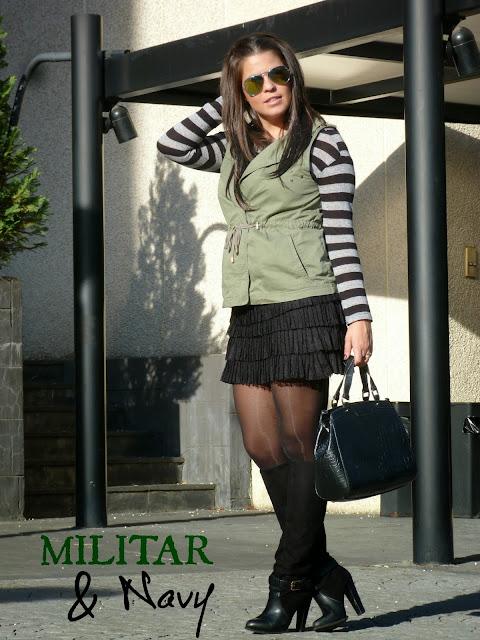 chaleco militar