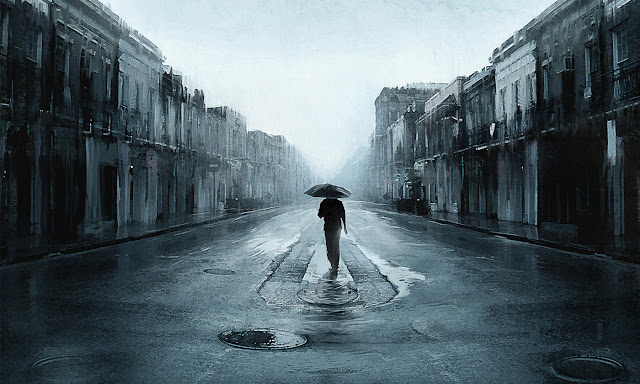 Одинокий человек