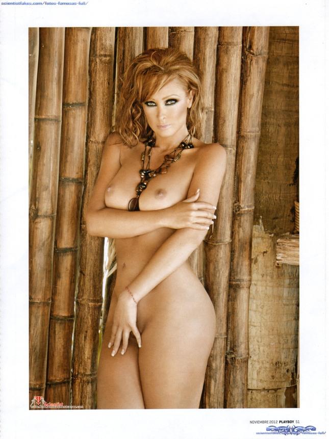 Marisol Santacruz Playboy