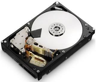 Hard Disk Drive Hitachi Deskstar 5K4000 Kapasitas 4 TB