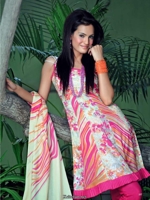 Splendor Ramadan Casual Dress Colllection 2011-2012
