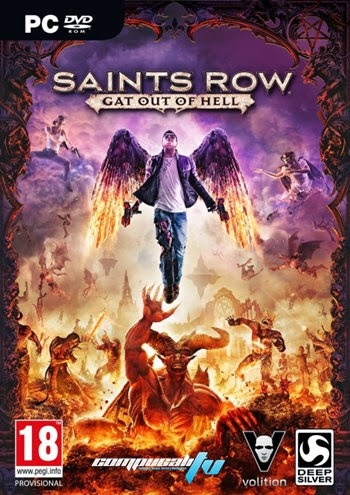 Saints Row Gat out of Hell PC Full Español