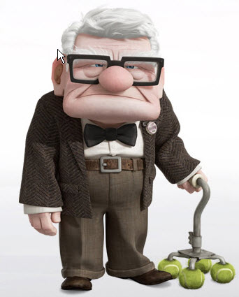 Email This BlogThis  Share to Twitter Share to Facebook Share to    Old Man Cartoon Character Disney