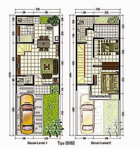desain rumah minimalis 2 lantai design rumah minimalis