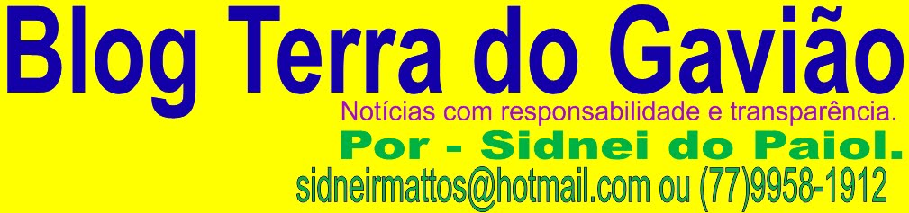 Blog Terra do Gavião