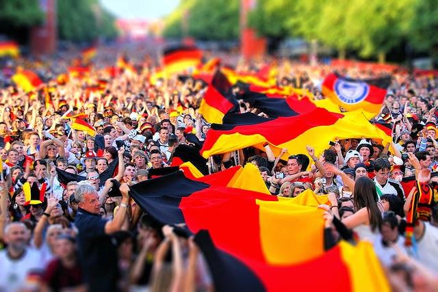 WM Fanmeile Berlin