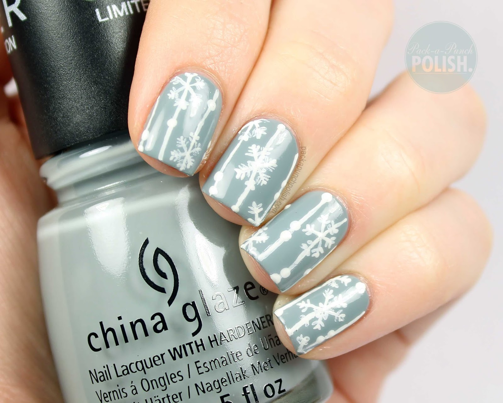 Snow flakes nail art choice image nail art and nail design ideas nail art snowflakes choice image nail art and nail design ideas how to snowflake nail art prinsesfo Images