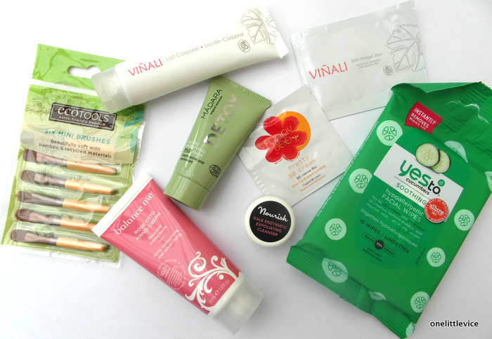 One Little Vice Beauty Blog: Love Lula January Beauty Box Review