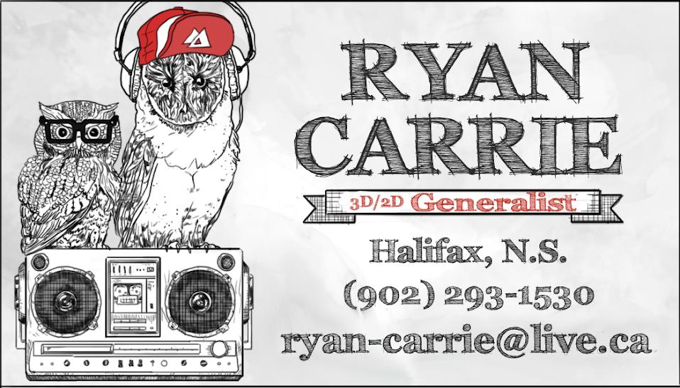 Ryan Carrie