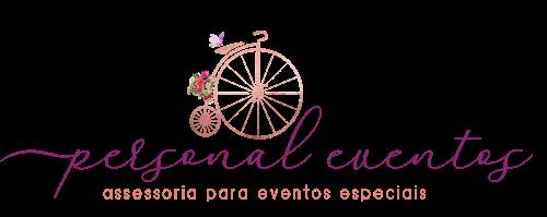 Site Personal Eventos