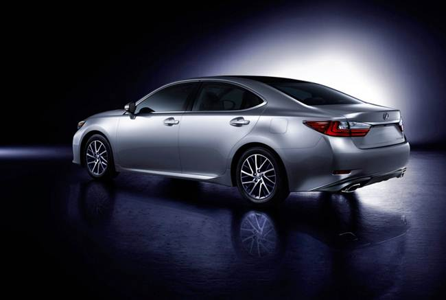 2017 lexus es 350 redesign autocar regeneration. Black Bedroom Furniture Sets. Home Design Ideas
