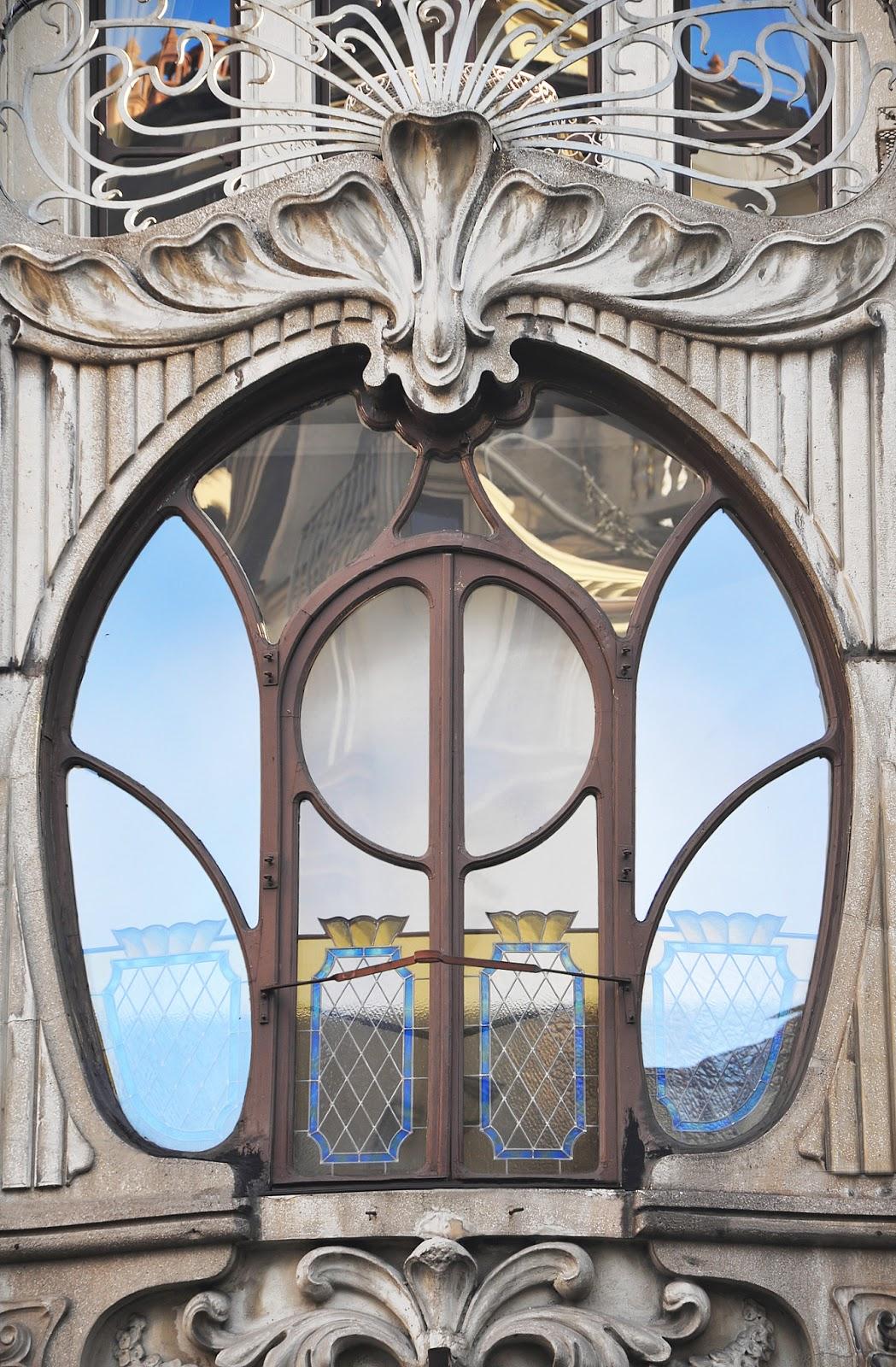 Slideshow the architecture of adler sullivan dwell for Architecture art nouveau