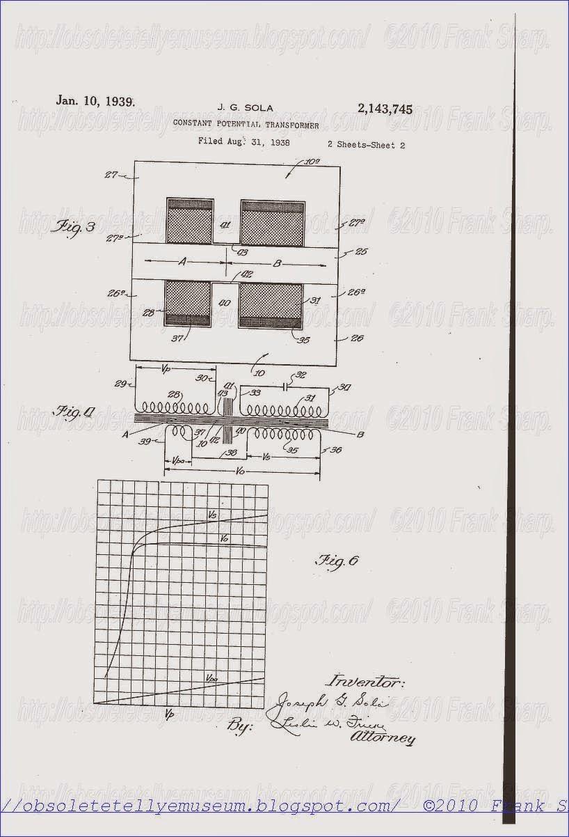 obsolete technology tellye    voxson mod  t523sc chassis internal view