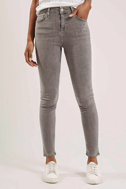 grey skinny jeans, topshop grey jeans,