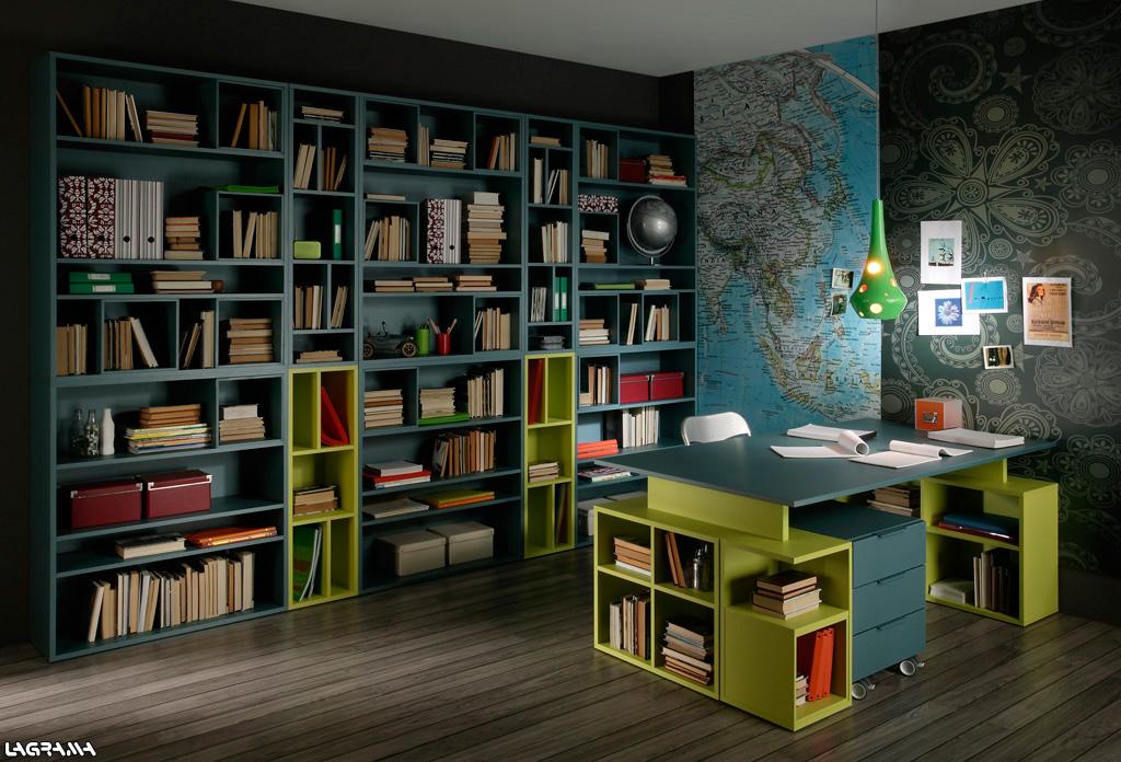 Mesas de estudio a medida escritorios for Muebles para estudio