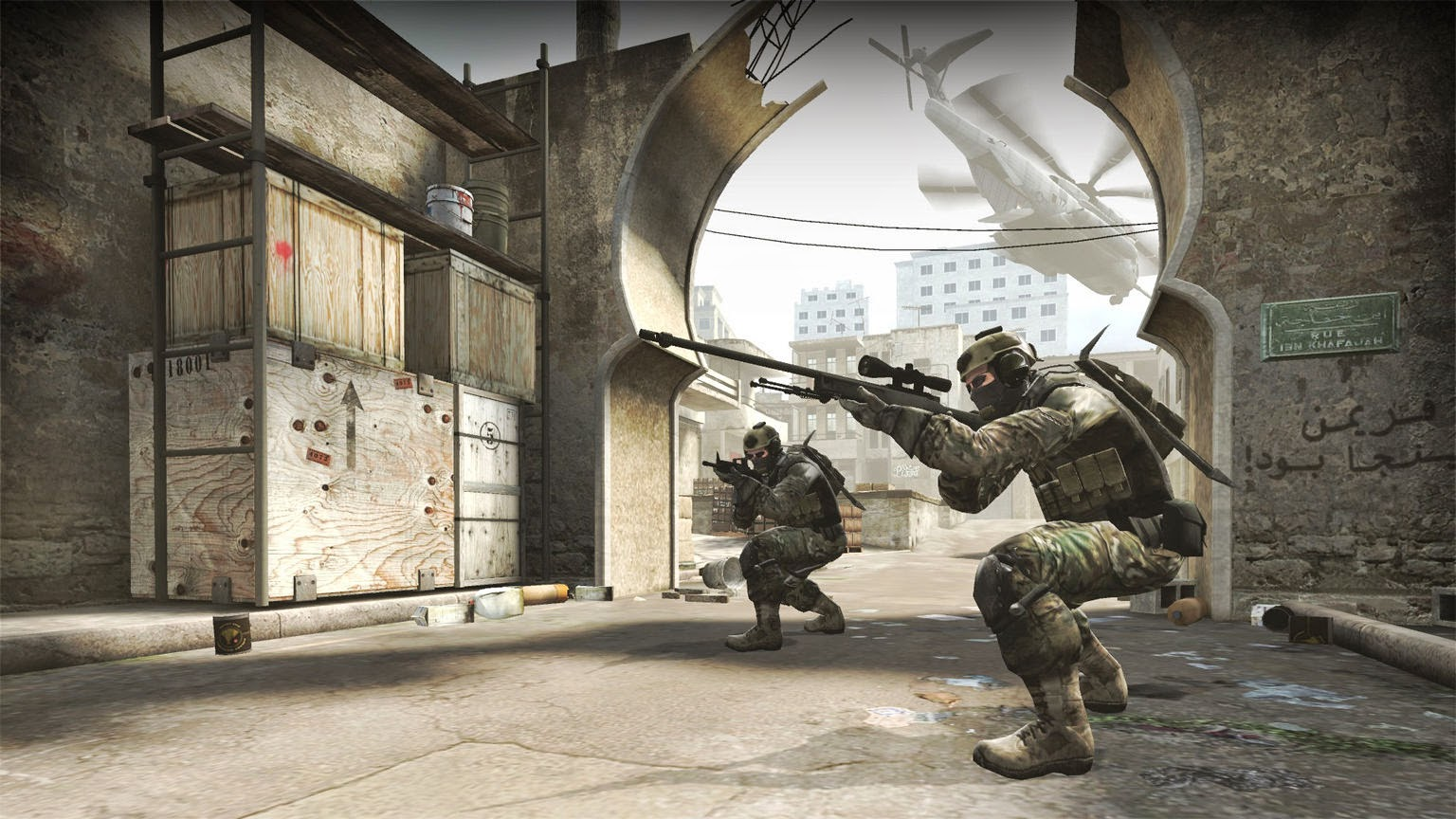 counter Strike Global Offensive Full Version 100% Working