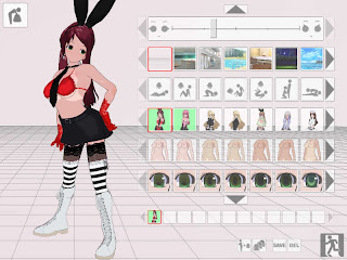 3d custom girl download