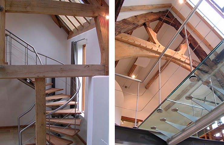spiral stairs design by philip watts