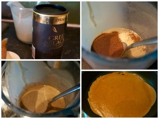 Fanny Cradock Pancakes