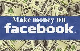 facebook money making tips