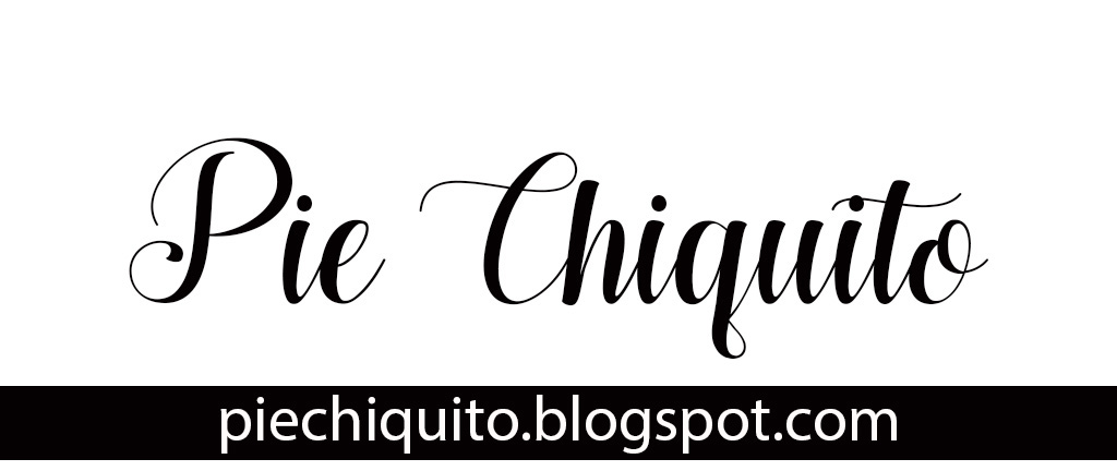 Tallas Especiales - Pie Chiquito