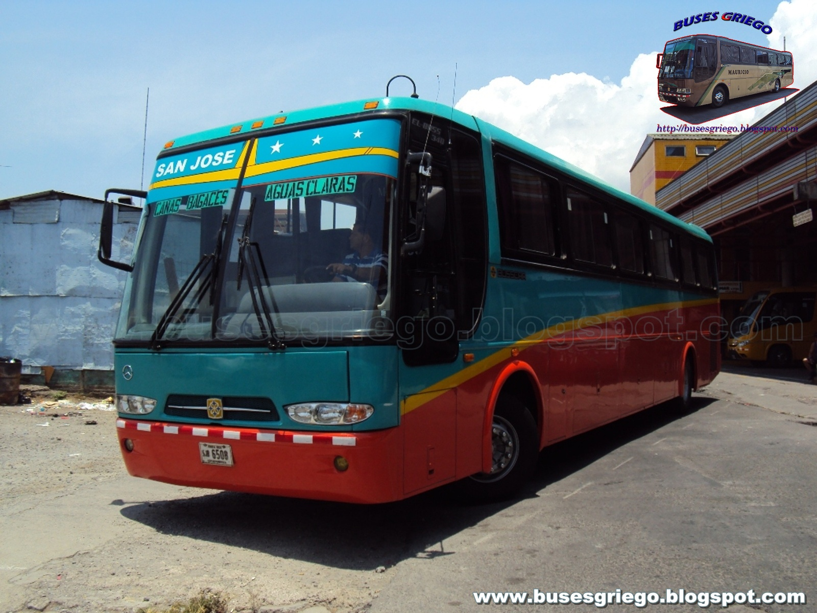 Buses griego galeria 41 01 05 11 for San jose mercedes benz