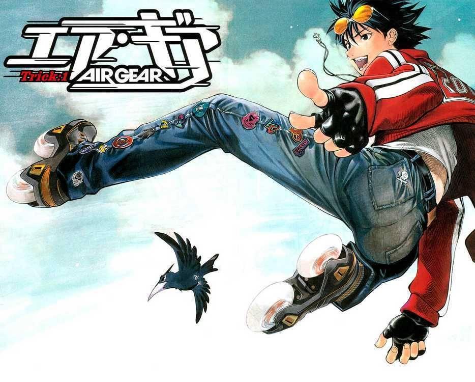 Air Gear Chap 1 - Trang 6