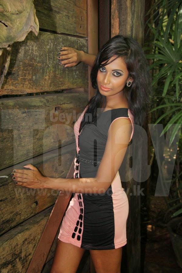 Eshani Diana Jayapala sri lankan model