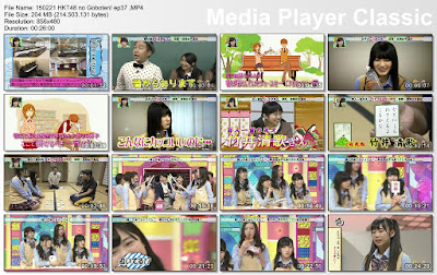 150221 HKT48 no Goboten! Ep 37 Subtitle Indonesia