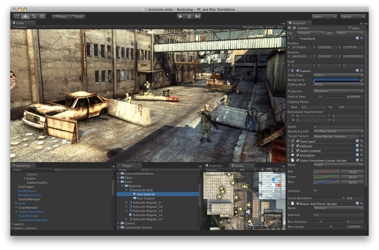 Mengenal Game Engine Unity3D (Game Development)